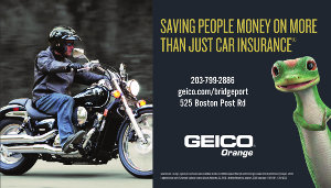 Geico Insurance Business Card